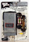Tech Deck - Starter Set with 2 Tech Deck - Girl - Store your gear inside a Concrete Barrier! - 25753