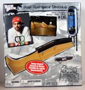 Tech Deck - Paul Rodriguez Skatelab - Basic #06 - Includes Bonus Stencil & 1 Tech Deck!