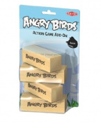 Tactic Angry Birds Add-On Wooden Blocks Action Game
