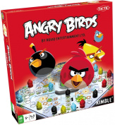 Tactic Angry Birds Kimble Board Game