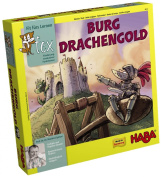 Haba Toys Dragon Gold Castle Game