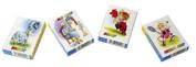 4 x Childrens Card Games (5 x 7cm) [Toy]