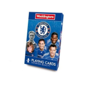 Waddingtons - Chelsea FC Playing Cards