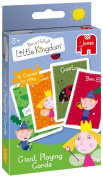 Ben & Holly's Little Kingdom Giant Playing Cards