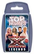 Top Trumps X Factor The Legends
