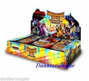 Dinosaur King Colossal Team Battle Booster packs x5