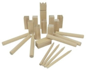 GoKi Wooden Kubb Vikings Chess
