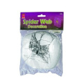 Halloween Spider Web Fibre Decoration