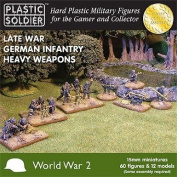 Plastic Soldier Company 15mm Late War German Infantry Heavy Weapons