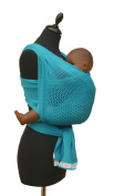 Fil'Up 750031 Baby Wrap Size 1 (460 x 80 cm) Pearl-Blue