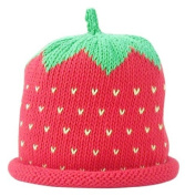 Merry Berries Red Strawberry Hat
