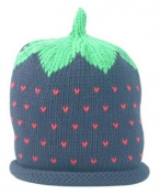 Merry Berries Navy and Red Blackberry Hat