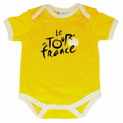 Le Tour de France - Official Tour de France Baby Bodysuit - Colour : Yellow