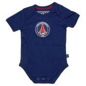 PSG - Official PSG Baby Bodysuit - Colour : Navy blue