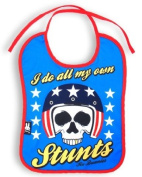 My Own Stunts Baby Bib