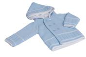 Dandelion Unisex Knitted Unisex Baby Jacket