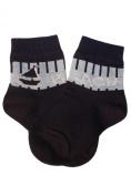 Weri Spezials Baby Socks, Ship, dark Blue, Quality merc.Cotton