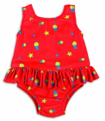 Bambino Mio Swimsuit Red Extra Large 12-15kgs
