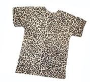BabywearUK Leopard print T-Shirt - 3-4years - British Made