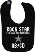 Rock Star (I'm gonna rock your world) AB/CD - Black