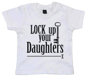 IiE, Lock up your Daughters, Baby Boy T-shirt, 18-24m, White