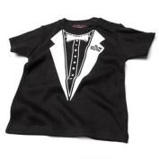 Black Tuxedo Baby T-shirt