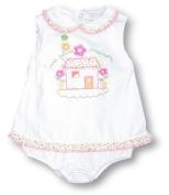 Girandola Ma Petite Maison Bubble, Rompers, Baby girl, 9M