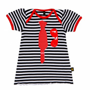 Rockabye Baby Girl's Original Tie Dress Short Sleeve T-Shirt