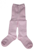 Weri Spezials Baby and Children Tights, monotonous Pink