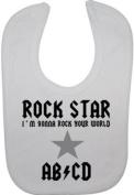 Rock Star (I'm gonna rock your world AB/CD) - White