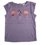 Girls T-Shirt Age 3-6 Months Fairy Fashionable Cotton Top