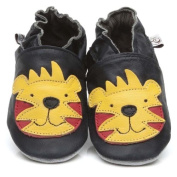 Soft Leather Baby Shoes Tiger 3-4 years