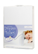 Dusky Moon Dream Tubes Single Bed Bumper Spare Sheet