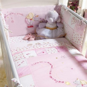 Izziwotnot Humphrey's Corner Lottie Fairy Princess Cot/Cot Bed Bumper