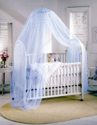 Blue Baby Canopy / Mosquito Net for Cot
