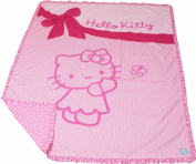 Hello Kitty Cot Duvet Cover and Pillow Case