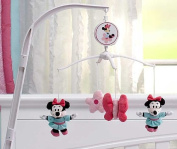 """""""Minnie Mouse"""" Musical Mobile"""