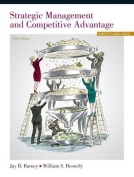 Strategic Management and Competitive Advantage Plus 2014 MyManagementLab with Pearson eText -- Access Card Package
