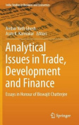 Analytical Issues in Trade, Development and Finance