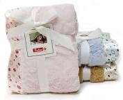 Luxury Baby Blanket / Cosy Stroller Blanket - 76 x 102 cm