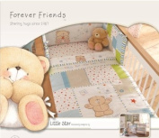 Izziwotnot Forever Friends Little Star Cot/Cot Bed Quilt