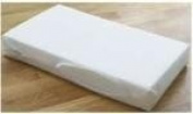 Spacesaver Baby Cot Mattress - Superior Foam Mattress Size 100 x 52 cm x 10cm THICK