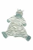 Suki Baby Zooma Zebra Comfort Blanket Soother