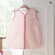 Patch Pink Cosy Suit 3-9 months