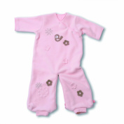 Baby Boum Cute 1.7 tog micro breathable winter fleece Sleeping Bag cum Jumpsuit All In One
