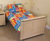 Jungle Animals Cot Bed duvet Set