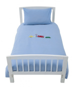 Baroo Cot Bed Duvet Cover and Pillowcase Set
