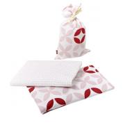 Olli Ella Crib/Cot Bed Fitted Sheet Set