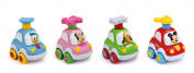 Clementoni 14392 Toy Car Disney Press and Go
