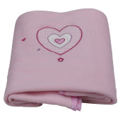 Bed-e-Byes Purfect Cot/ Cotbed Fleece Blanket